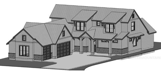 4032 E Darby Crt, Meridian, ID 83642 (MLS #98820645) :: Idaho Real Estate Advisors