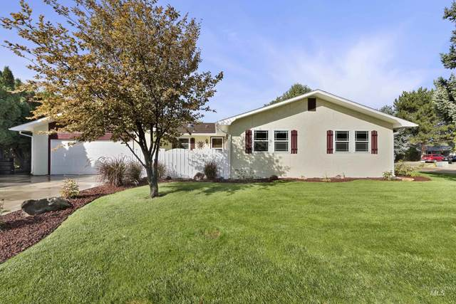 91 S Andrew St., Nampa, ID 83651 (MLS #98820688) :: First Service Group