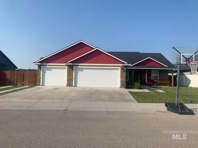 4040 Queen Anne Drive, Emmett, ID 83617 (MLS #98820692) :: Idaho Life Real Estate
