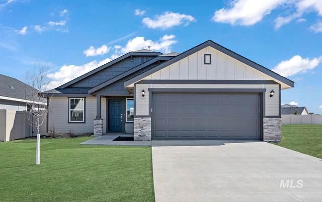 3058 N Rapid Creek Way, Kuna, ID 83634 (MLS #98820722) :: Minegar Gamble Premier Real Estate Services