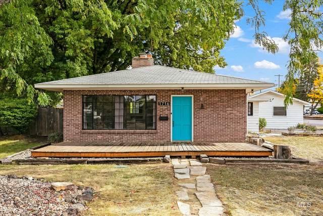 1716 N Amber St., Boise, ID 83706 (MLS #98820725) :: Team One Group Real Estate