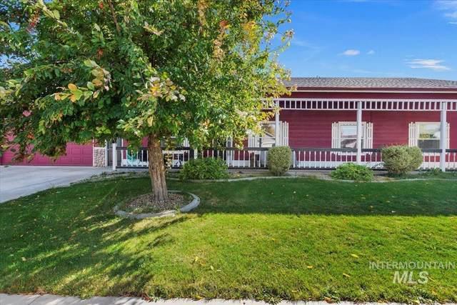 2329 Julian Drive, Nampa, ID 83686 (MLS #98820732) :: Navigate Real Estate