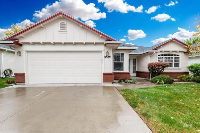 3382 W Monessen Ln, Meridian, ID 83646 (MLS #98820734) :: Navigate Real Estate