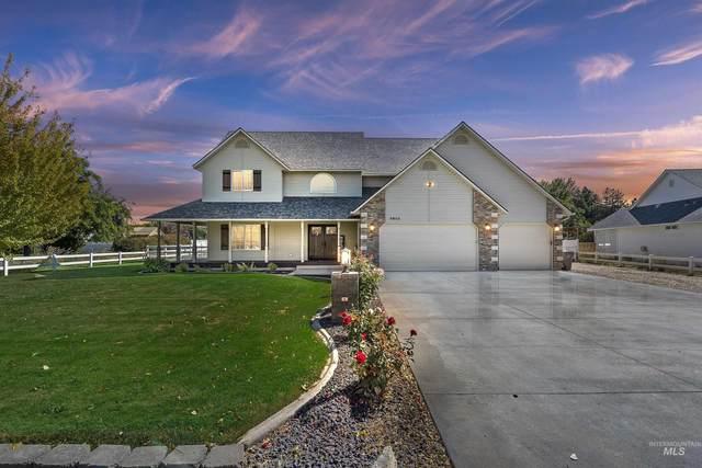 3803 E Brenan Drive, Nampa, ID 83686 (MLS #98820752) :: Boise Home Pros