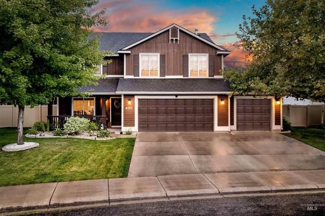 4171 E Granger Dr, Meridian, ID 83642 (MLS #98820756) :: Idaho Real Estate Advisors