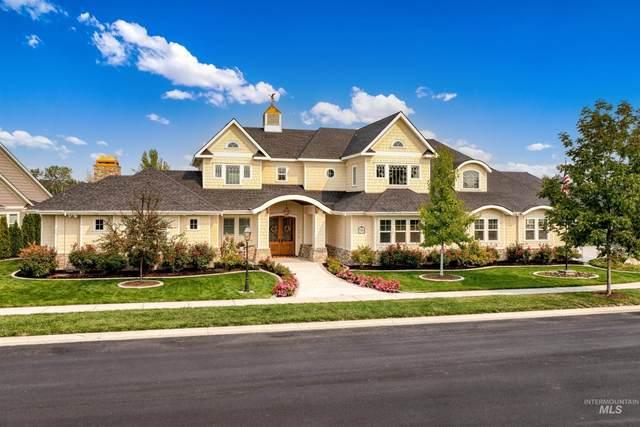 755 S Hiddenwood Ln, Eagle, ID 83616 (MLS #98820794) :: Idaho Life Real Estate