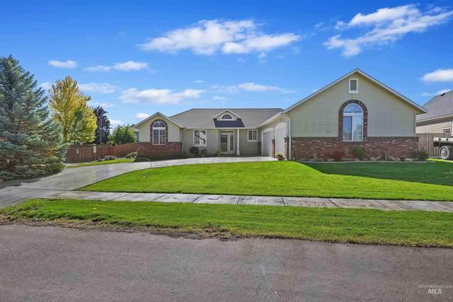835 Muirfield Ln, Nampa, ID 83686 (MLS #98820840) :: Idaho Life Real Estate