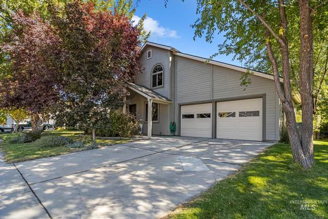 6406 N Portsmouth Ave, Boise, ID 83714 (MLS #98820934) :: Epic Realty