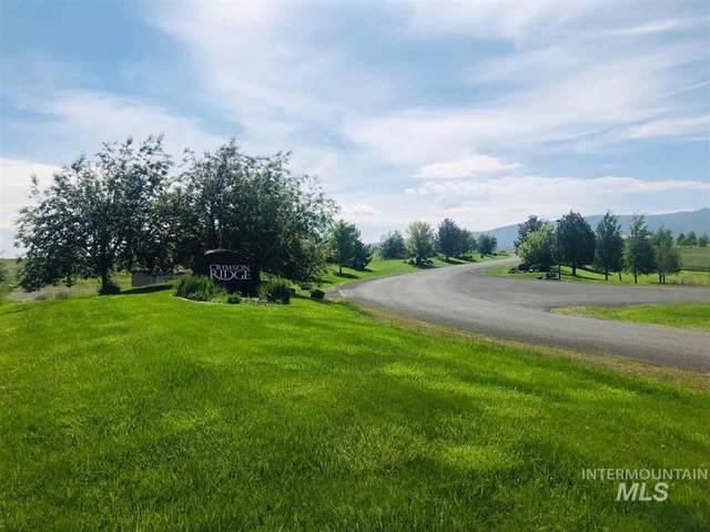 Lot 2A Ridgeview Drive, Grangeville, ID 83530 (MLS #98820942) :: Boise River Realty