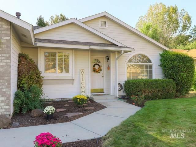1107 E Ashford St, Meridian, ID 83642 (MLS #98820945) :: Idaho Life Real Estate