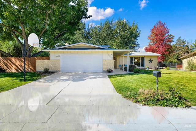 4015 N Kilarney Dr, Boise, ID 83704 (MLS #98820977) :: Idaho Life Real Estate