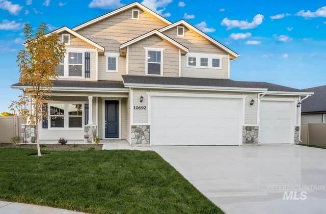 16894 E Gwinnett Ave, Nampa, ID 83687 (MLS #98820987) :: Bafundi Real Estate