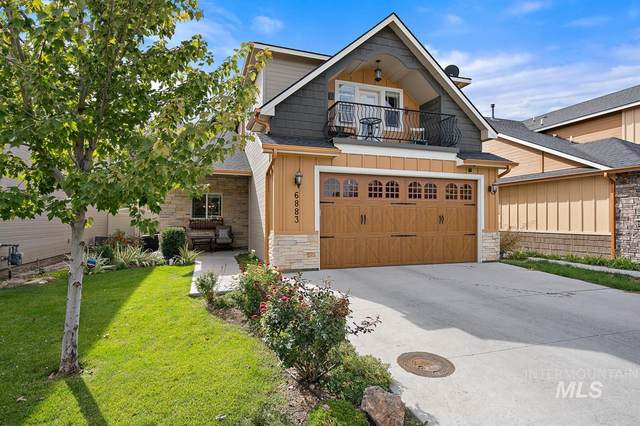 6883 W Winston, Boise, ID 83704 (MLS #98820993) :: New View Team