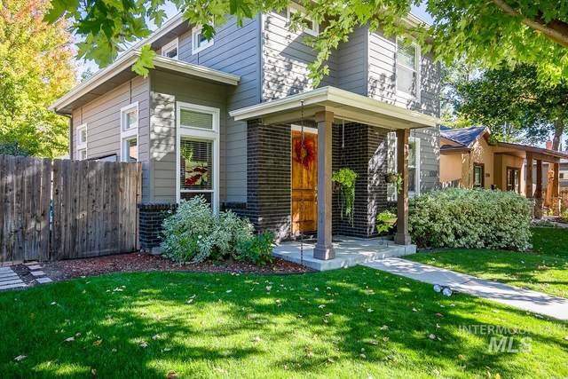 1510 N 28th St, Boise, ID 83703 (MLS #98821024) :: Own Boise Real Estate