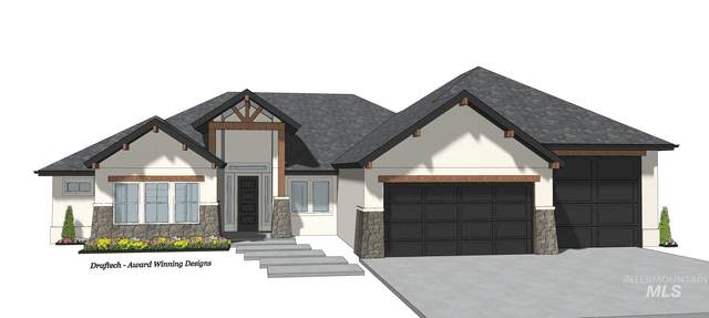 4896 Eyrie Way, Boise, ID 83703 (MLS #98821044) :: Boise River Realty