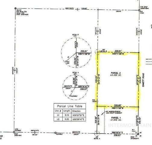 TBD Purple Sage Rd, Caldwell, ID 83607 (MLS #98821056) :: Minegar Gamble Premier Real Estate Services