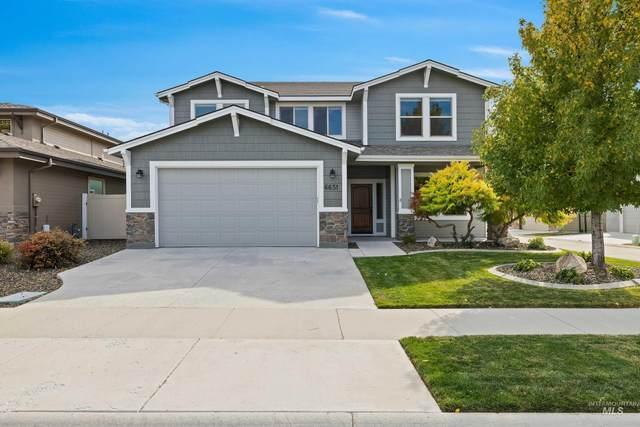 6651 E Deer Ridge, Boise, ID 83716 (MLS #98821105) :: Boise River Realty
