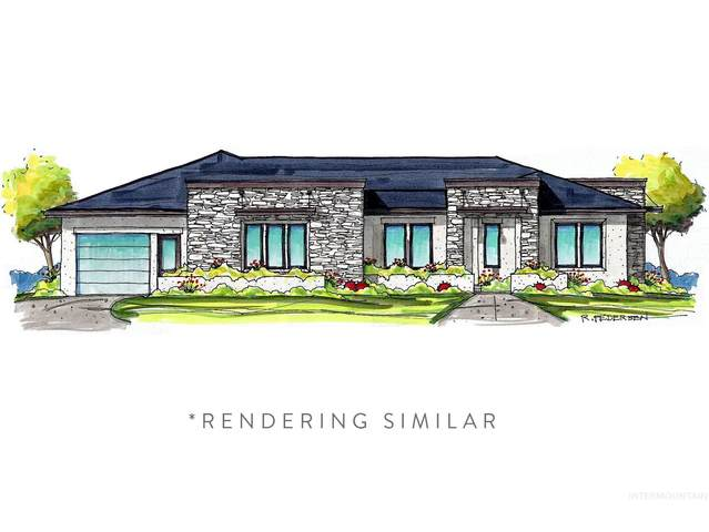 1771 S Riparian Way, Eagle, ID 83616 (MLS #98821120) :: Team One Group Real Estate
