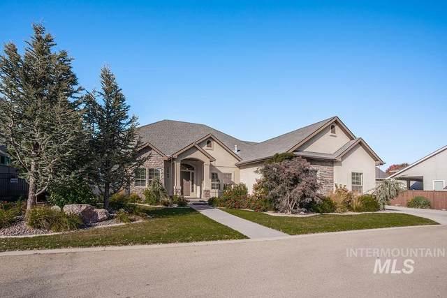 12964 W Paint Dr, Boise, ID 83713 (MLS #98821132) :: Bafundi Real Estate