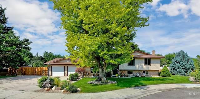 3077 S Thayen Pl, Boise, ID 83709 (MLS #98821146) :: Team One Group Real Estate