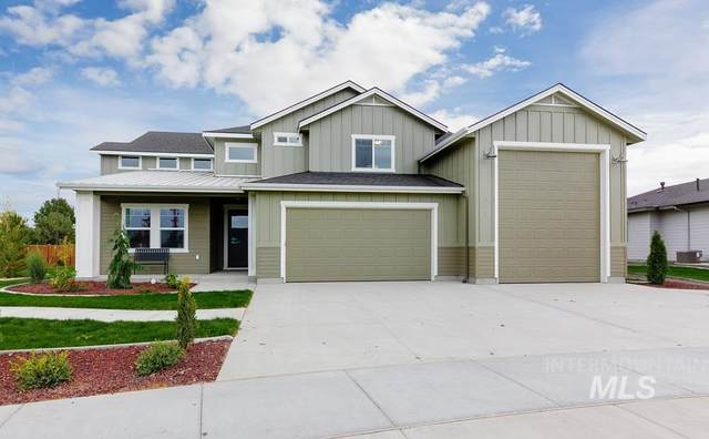 2629 E Mores Trail Drive, Meridian, ID 83642 (MLS #98821194) :: Epic Realty