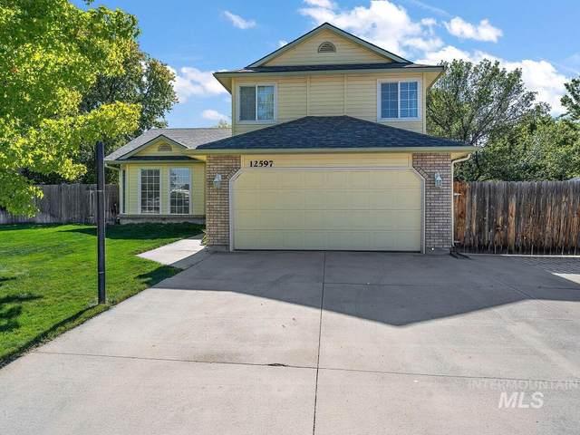 12597 W Driftwood, Boise, ID 83713 (MLS #98821195) :: Idaho Life Real Estate