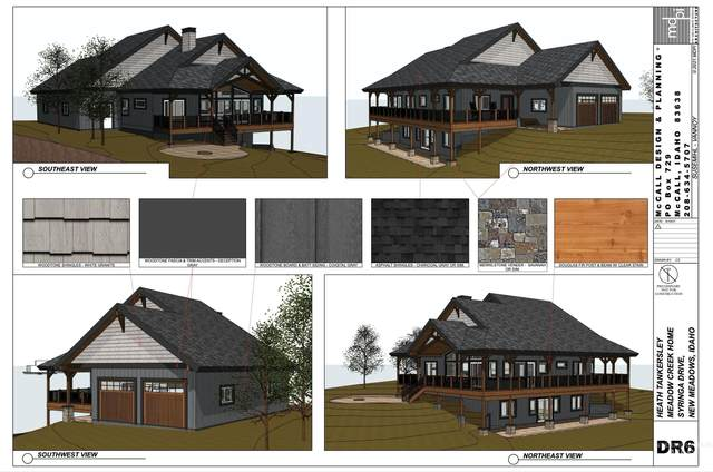 lot 8 Syringa Drive, New Meadows, ID 83654 (MLS #98821299) :: Minegar Gamble Premier Real Estate Services