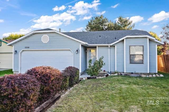 5350 S Paintbrush Place, Boise, ID 83716 (MLS #98821350) :: Idaho Real Estate Advisors