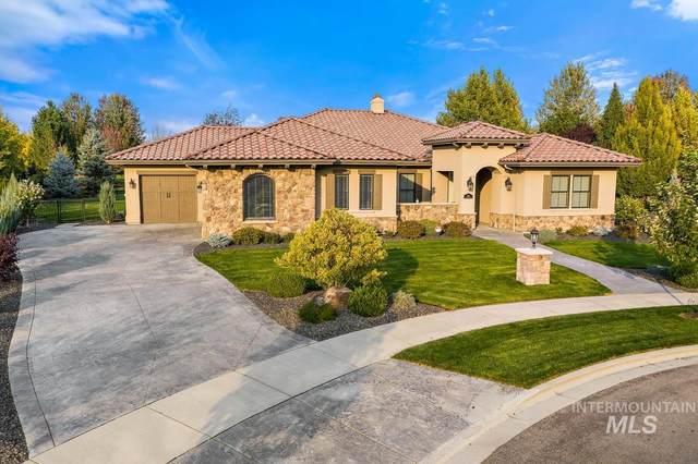 1174 W Canole Bello Court, Eagle, ID 83616 (MLS #98821358) :: Bafundi Real Estate