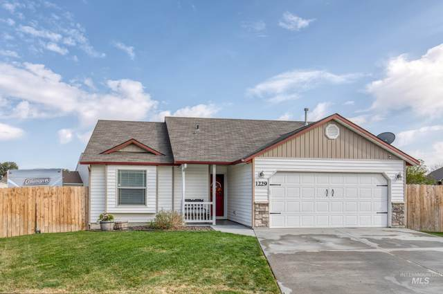 1229 W Aberdeen Ave, Nampa, ID 83686 (MLS #98821371) :: Epic Realty