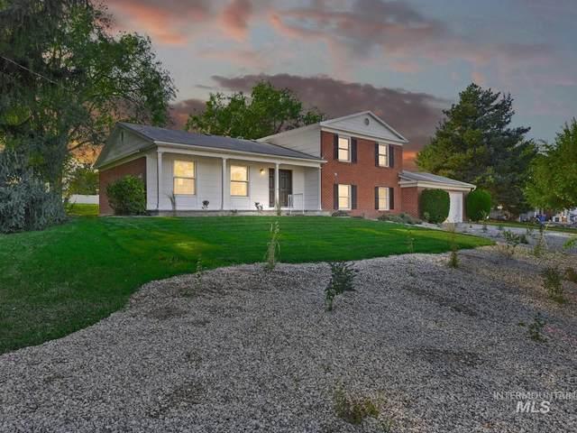 3465 S Beverly Street, Boise, ID 83709 (MLS #98821393) :: Beasley Realty