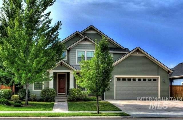 915 E Washakie St., Meridian, ID 83646 (MLS #98821396) :: Boise River Realty