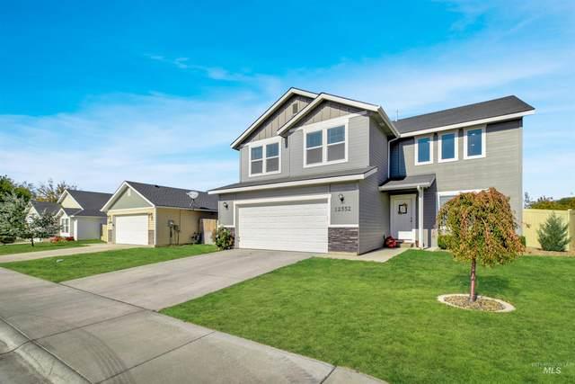 12552 Delphia St., Caldwell, ID 83607 (MLS #98821400) :: Idaho Life Real Estate