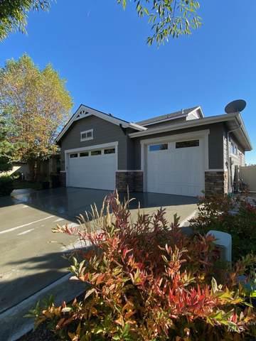 3031 E Fratello, Meridian, ID 83642 (MLS #98821407) :: Michael Ryan Real Estate