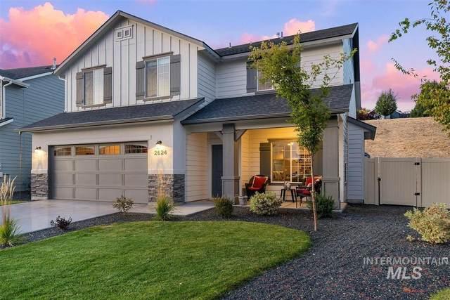 2624 E Stella Dr, Eagle, ID 83616 (MLS #98821440) :: Idaho Life Real Estate