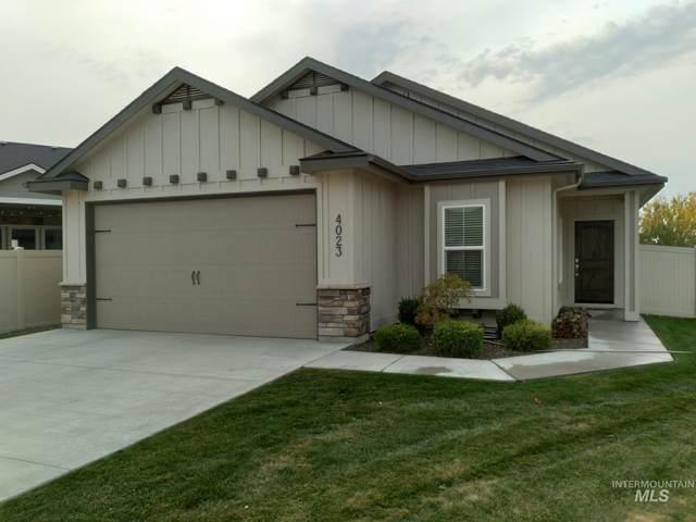 4023 S Lava Springs, Nampa, ID 83686 (MLS #98821498) :: Idaho Life Real Estate