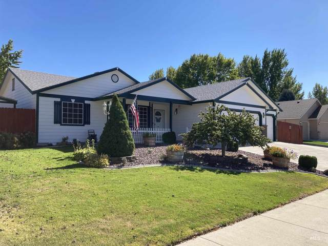 2920 N Morello Ave, Meridian, ID 83646 (MLS #98821509) :: First Service Group