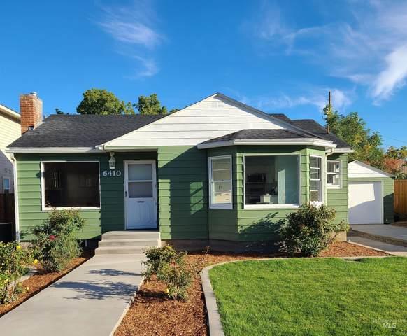 6410 W Butte Street, Boise, ID 83704 (MLS #98821514) :: Idaho Life Real Estate