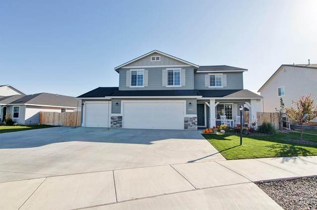 1066 Settlement Ave, Middleton, ID 83644 (MLS #98821515) :: Idaho Real Estate Advisors