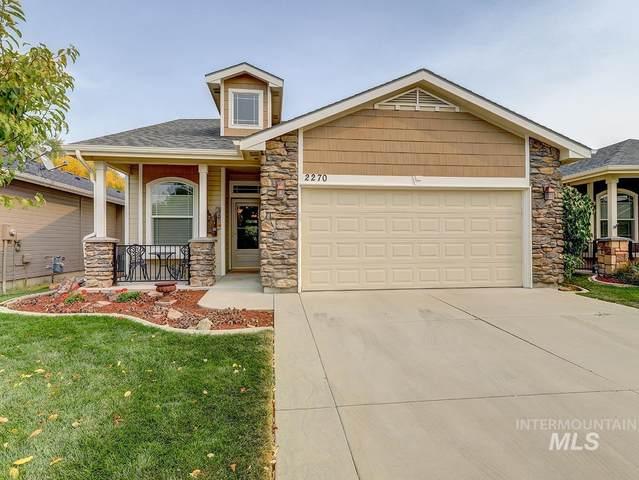 2270 S Blackspur Way, Meridian, ID 83642 (MLS #98821518) :: Idaho Real Estate Advisors