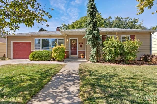 1801 N Phillippi St, Boise, ID 83706 (MLS #98821522) :: Team One Group Real Estate