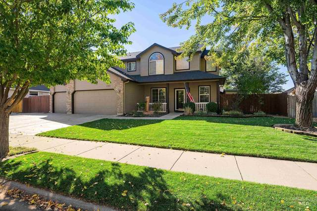 2601 E Green Canyon Drive, Meridian, ID 83642 (MLS #98821525) :: Epic Realty