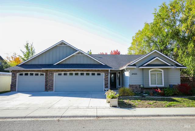 2421 E Omera, Meridian, ID 83646 (MLS #98821533) :: Michael Ryan Real Estate