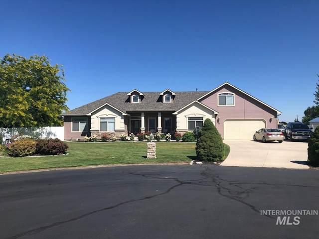 22 N Burlington Dr, Nampa, ID 83687 (MLS #98821554) :: Bafundi Real Estate