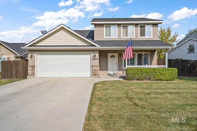 1304 W Hawk Place, Nampa, ID 83651 (MLS #98821564) :: Michael Ryan Real Estate