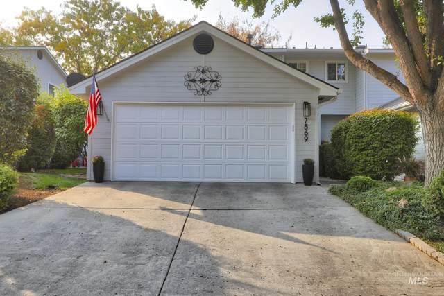7869 W Holt, Boise, ID 83704 (MLS #98821566) :: Idaho Real Estate Advisors