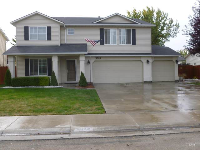 3523 E Sutton, Nampa, ID 83686 (MLS #98821569) :: Minegar Gamble Premier Real Estate Services