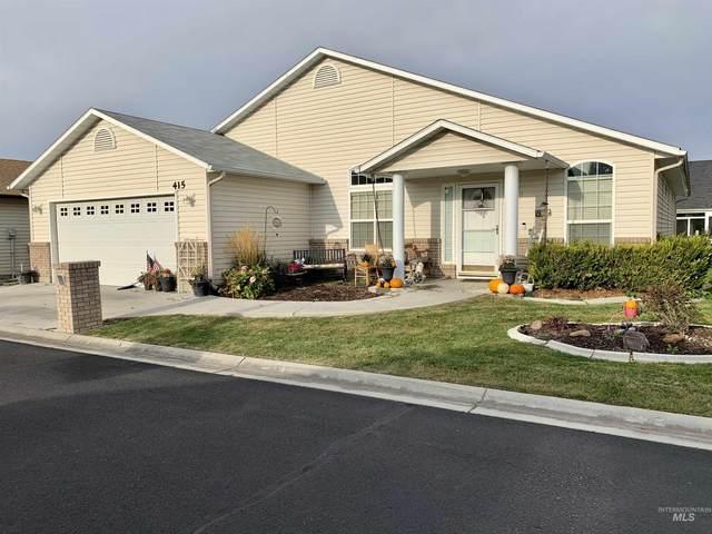 415 N David Frost Street, Nampa, ID 83651 (MLS #98821578) :: Jon Gosche Real Estate, LLC
