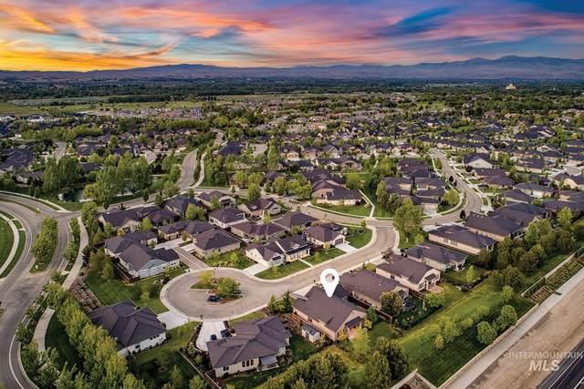 3937 W Caragana Ct, Meridian, ID 83646 (MLS #98821588) :: Idaho Real Estate Advisors