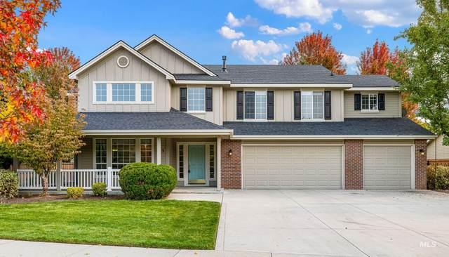 553 E Brookwood Dr, Eagle, ID 83616 (MLS #98821618) :: Own Boise Real Estate